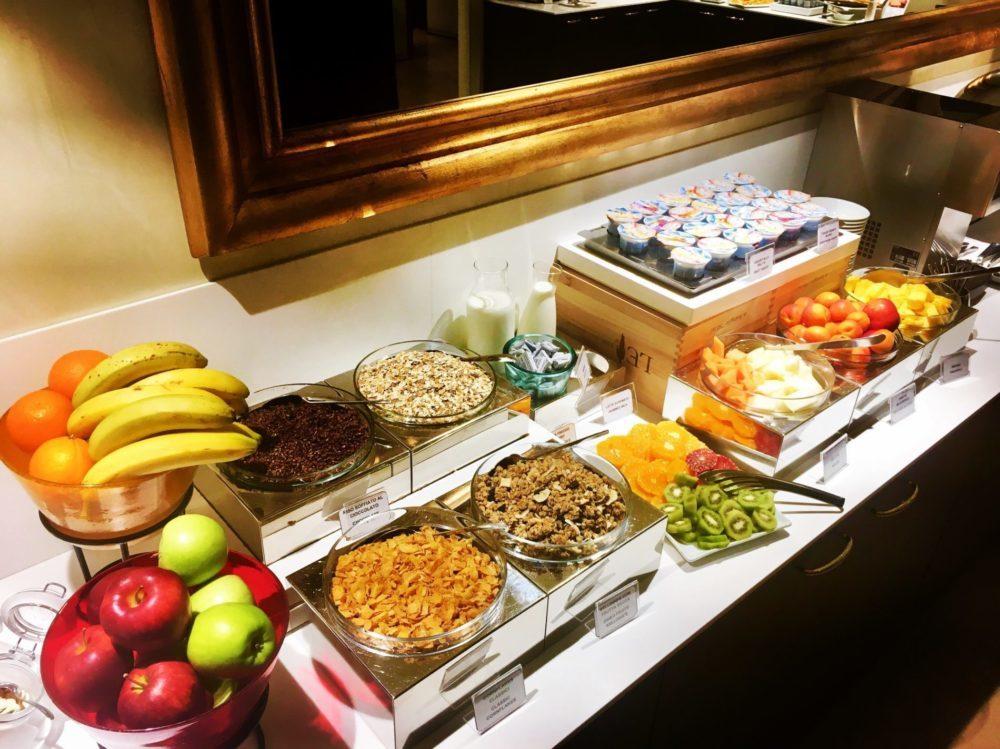 Sala Colazioni Breakfast Base Hotel